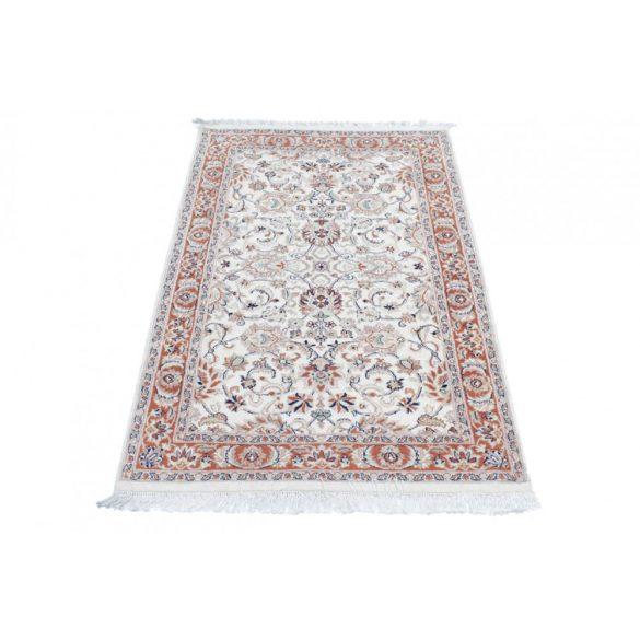 Perzsa szőnyeg Isfahan 93 X 158 kézi csomózású perzsa szőnyeg