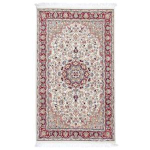Kézi csomózású perzsa szőnyeg Isfahan 94x160 nappali szőnyeg