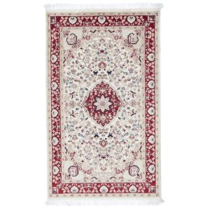 Kézi csomózású perzsa szőnyeg Kerman 95x158 nappali szőnyeg