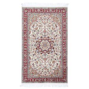 Kézi csomózású perzsa szőnyeg Isfahan 95x157 nappali szőnyeg