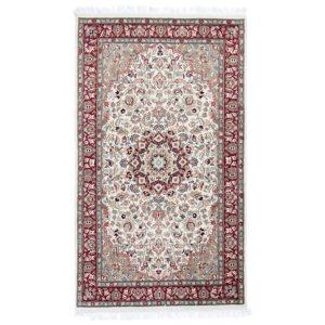 Kézi csomózású perzsa szőnyeg Isfahan 94x164 nappali szőnyeg