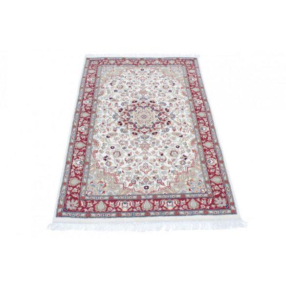 Perzsa szőnyeg Isfahan 94 X 163 kézi csomózású perzsa szőnyeg