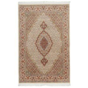 Kézi csomózású perzsa szőnyeg Tabriz 139x215 nappali szőnyeg