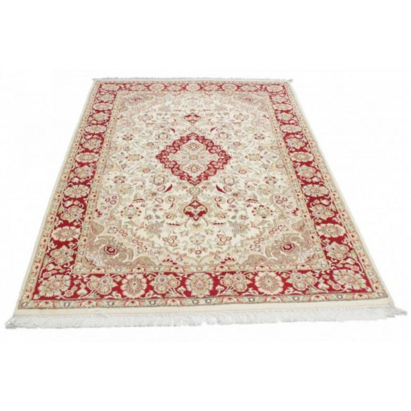 Perzsa szőnyeg Isfahan 139 X 227 kézi csomózású perzsa szőnyeg
