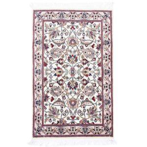 Perzsa szőnyeg Isfahan 80 X 128 kézi csomózású perzsa szőnyeg