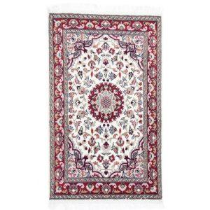 Kézi csomózású perzsa szőnyeg Kerman 79x131 nappali szőnyeg