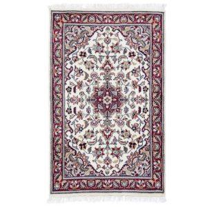 Kézi csomózású perzsa szőnyeg Kerman78x127 nappali szőnyeg