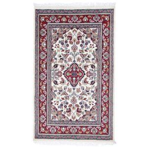 Kézi csomózású perzsa szőnyeg Kerman 79x129 nappali szőnyeg