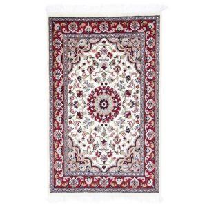 Kézi csomózású perzsa szőnyeg Kerman79x126 nappali szőnyeg