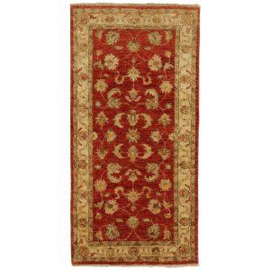 Pezsa szőnyeg Ziegler 71 X 143  kézi csomózású perzsa szőnyeg