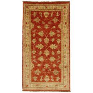 Pezsa szőnyeg Ziegler 70 X 130  kézi csomózású perzsa szőnyeg