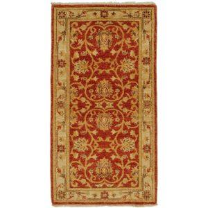 Ziegler gyapjú szőnyeg 75x141 kézi csomózású perzsa szőnyeg