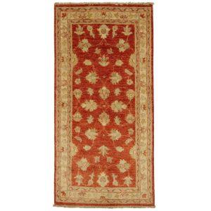 Ziegler gyapjú szőnyeg 71x146 kézi csomózású perzsa szőnyeg