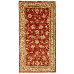 Ziegler gyapjú szőnyeg 73x143 kézi csomózású perzsa szőnyeg