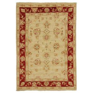 Ziegler gyapjú szőnyeg 102x147 kézi csomózású perzsa szőnyeg