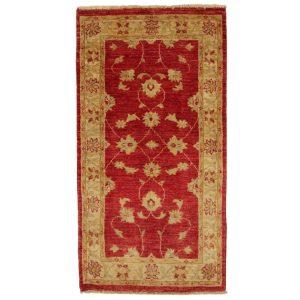 Ziegler gyapjú szőnyeg70x130 kézi csomózású perzsa szőnyeg