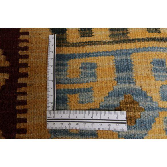 Nagyméretű szőnyeg Chobi Kilim 404 X 814   Rongyszőnyeg / kilim szőnyeg