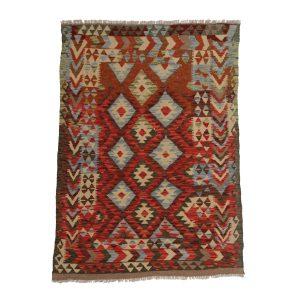 Rongyszőnyeg / kilim szőnyeg Chobi Kilim 134 X 188  (SOLD)