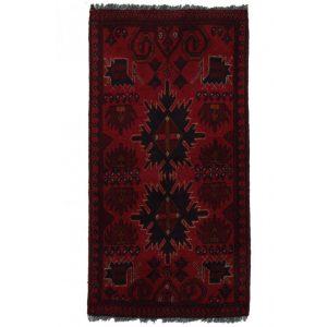 Gyapjú szőnyeg Kargai 54 X 105  kézi csomózású szőnyeg