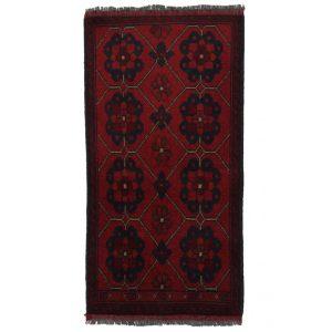 Gyapjú szőnyeg Kargai Caucasian 49x97 kézi csomózású nappali szőnyeg