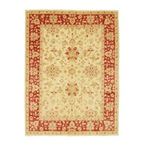 Ziegler gyapjú szőnyeg 151x198 kézi csomózású perzsa szőnyeg