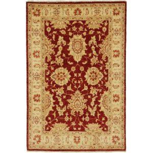 Ziegler gyapjú szőnyeg 101x153 kézi csomózású perzsa szőnyeg