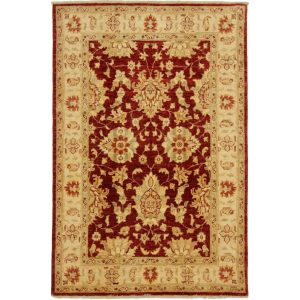 Ziegler gyapjú szőnyeg 98x156 kézi csomózású perzsa szőnyeg