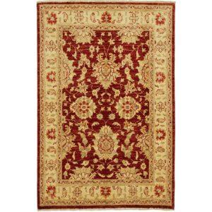 Ziegler gyapjú szőnyeg 99x152 kézi csomózású perzsa szőnyeg