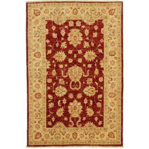 Ziegler gyapjú szőnyeg 100x151 kézi csomózású perzsa szőnyeg