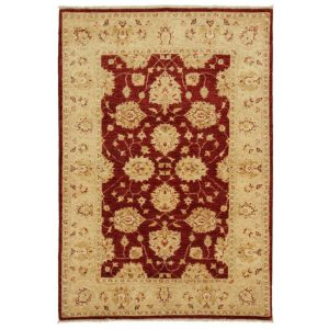 Ziegler gyapjú szőnyeg 101x147 kézi csomózású perzsa szőnyeg