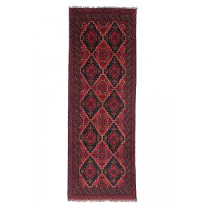 Futószőnyeg Kargai 50x144 kézi csomózású gyapjú szőnyeg