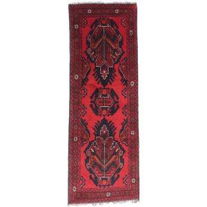 Futószőnyeg Kargai 50x146 kézi csomózású gyapjú szőnyeg