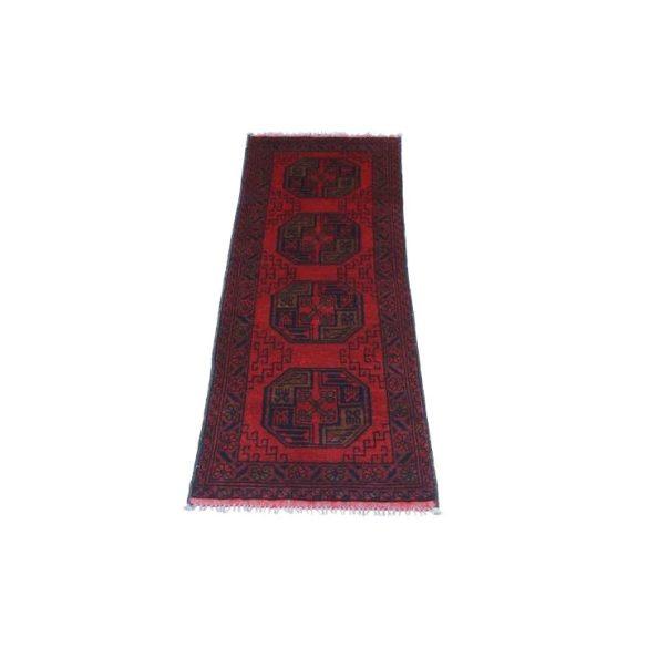 Gyapjú szőnyeg Elephant Foot 48x151  kézi csomózású szőnyeg