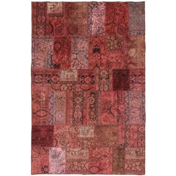 Gyapjú szőnyeg Patchwork 197 X 305  kézi csomózású szőnyeg