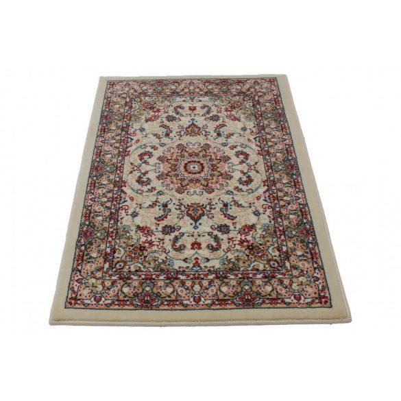 Gépi Perzsa szőnyeg Medalion cream 60 X 90 (Premium) klasszikus perzsaszőnyeg