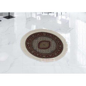 Kerek szőnyeg Mahi cream 150x150 (Premium) perzsa szőnyeg