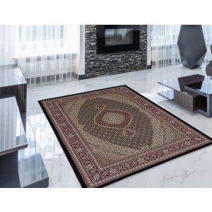 Gépi Perzsa szőnyeg Mahi dark 140x200 (Premium) klasszikus perzsa szőnyeg