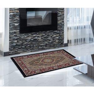 Gépi Perzsa szőnyeg Mahi dark 60x90 (Premium) klasszikus perzsa szőnyeg