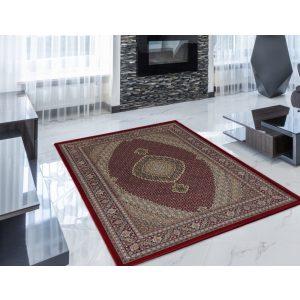 Gépi Perzsa szőnyeg Mahi red 140x200 (Premium) klasszikus perzsa szőnyeg