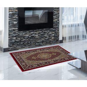 Gépi Perzsa szőnyeg Mahi red 60x90 (Premium) klasszikus perzsa szőnyeg