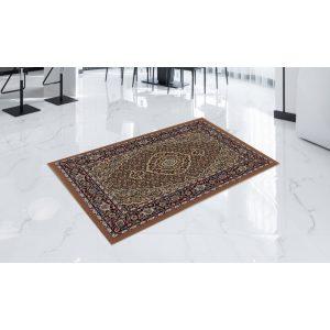Gépi Perzsa szőnyeg Mahi brown 80x120 (Premium) klasszikus perzsa szőnyeg