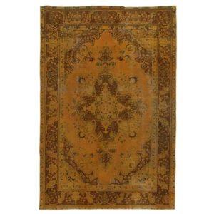 Gyapjú szőnyeg Vintage 200x298 kézi csomózású szőnyeg
