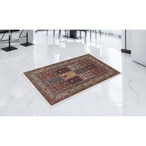 Gépi Perzsa szőnyeg Kheshti cream 80x120 (Premium) klasszikus perzsa szőnyeg