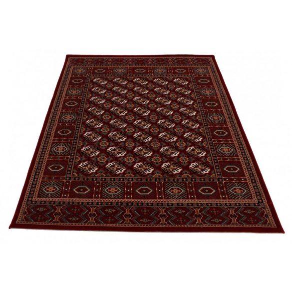 Gépi Perzsa szőnyeg Bokhara red 140x200 (Premium)  klasszikus perzsaszőnyeg
