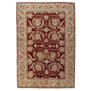 Ziegler gyapjú szőnyeg 203x296 kézi csomózású perzsa szőnyeg