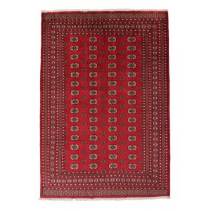 Gyapjú szőnyeg Mauri 208x300 kézi csomózású nappali szőnyeg