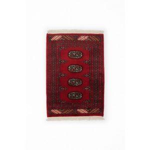 Gyapjú szőnyeg Mauri 87 X 62  kézi csomózású szőnyeg