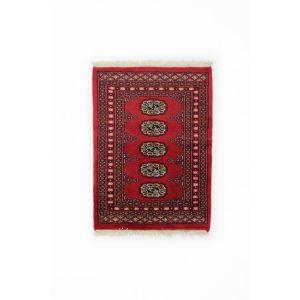 Gyapjú szőnyeg Mauri 86x63 kézi csomózású nappali szőnyeg