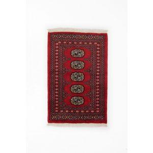 Gyapjú szőnyeg Mauri 94x62 kézi csomózású nappali szőnyeg