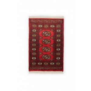 Gyapjú szőnyeg Mauri 91x61 kézi csomózású nappali szőnyeg